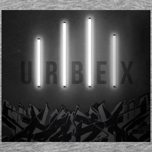 Neon urbex - T-shirt Premium Homme