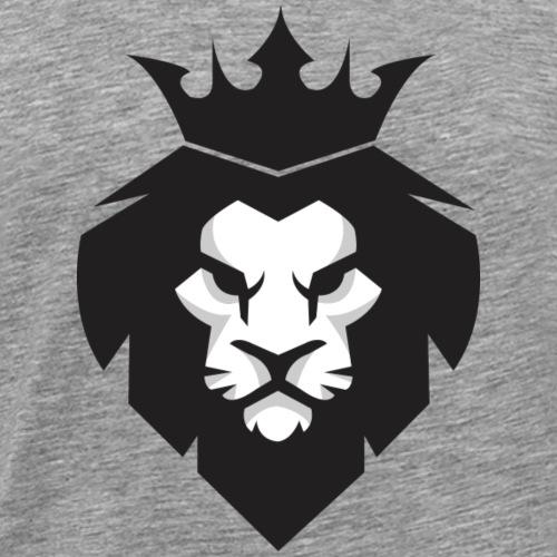Löwen König - Männer Premium T-Shirt