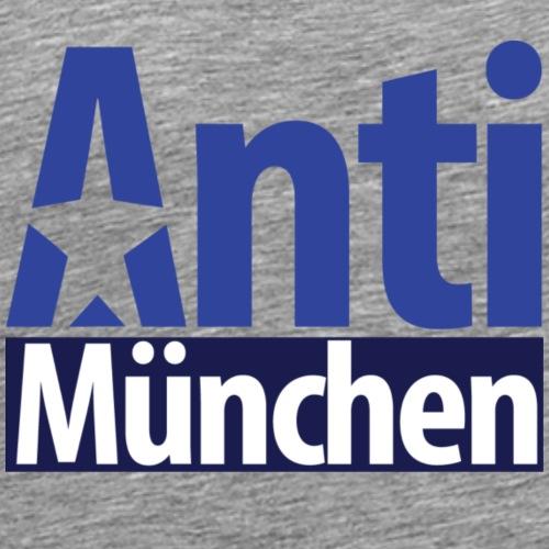 Anti Blue - Männer Premium T-Shirt