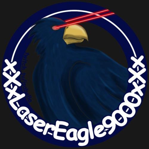 Sei auch so cool, wie der xXxLaserEagle9000xXx! - Männer Premium T-Shirt