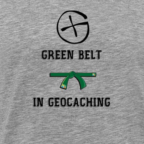 GREEN BELT - T-shirt Premium Homme