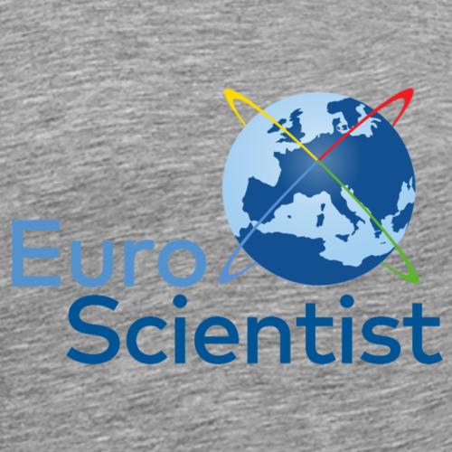 EuroScientist - Logo - Men's Premium T-Shirt
