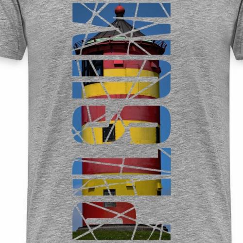 Lighthouse Pilsum - Men's Premium T-Shirt
