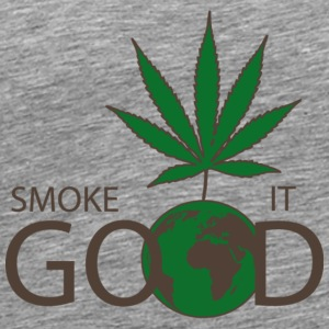 Smoke It Good - T-shirt Premium Homme