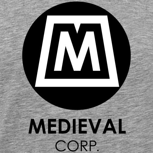 MEDIEVAL CORP - Maglietta Premium da uomo