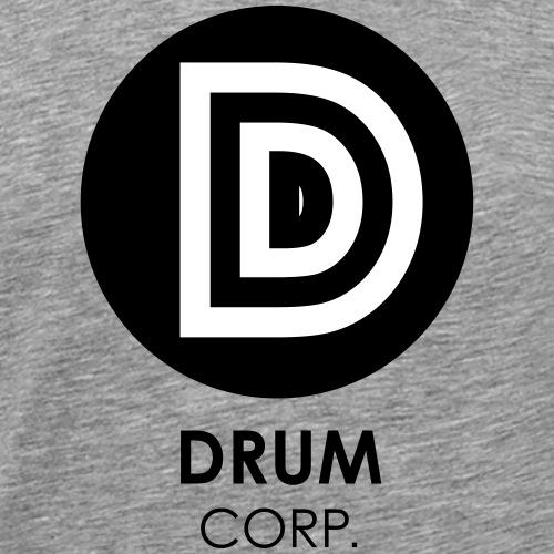 DRUM CORP - Maglietta Premium da uomo