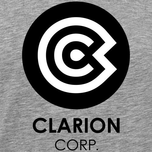CLARION CORP - Maglietta Premium da uomo