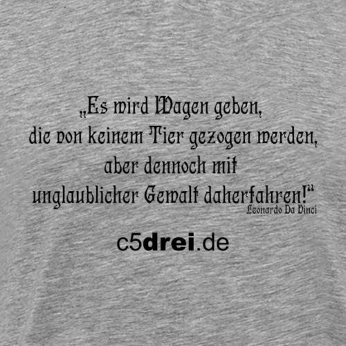 c5drei.de 2 - Männer Premium T-Shirt