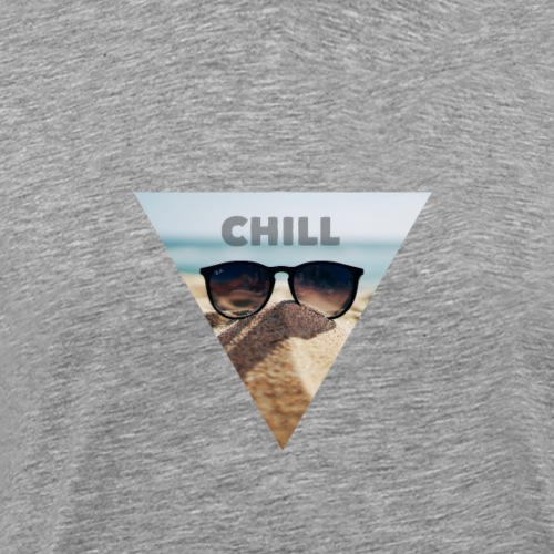 Chill Sunglasses - T-shirt Premium Homme