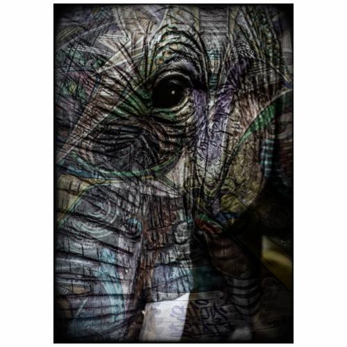 Elephant - T-shirt Premium Homme