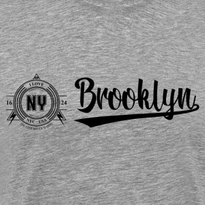 New York City · Brooklyn - Men's Premium T-Shirt