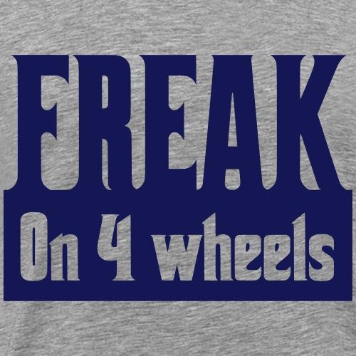 Freakon4wheels - Mannen Premium T-shirt