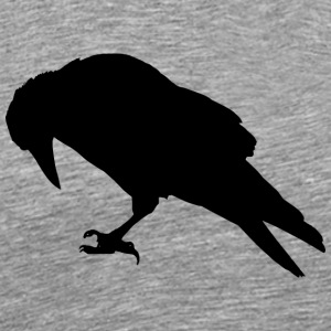 Expandables Crow / Crow / Raabe sitting - Men's Premium T-Shirt