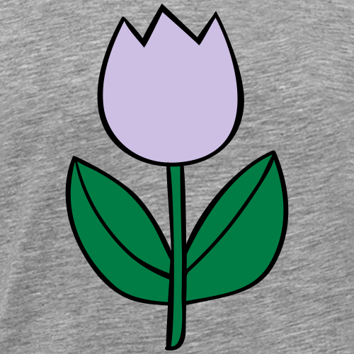 Dutch Tulip! - Mannen Premium T-shirt