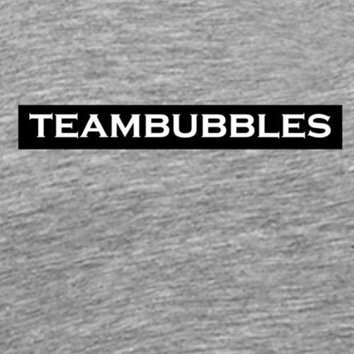 TEAMBUBBLES png - Men's Premium T-Shirt