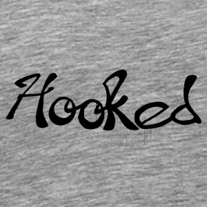 carballos_dise - o_hooked - Männer Premium T-Shirt