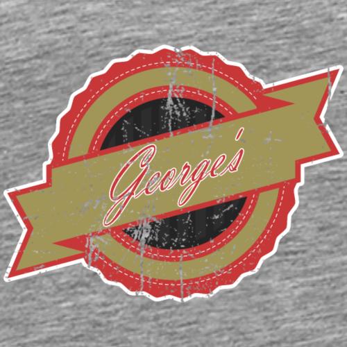 Vintagelogo1 splat - Männer Premium T-Shirt