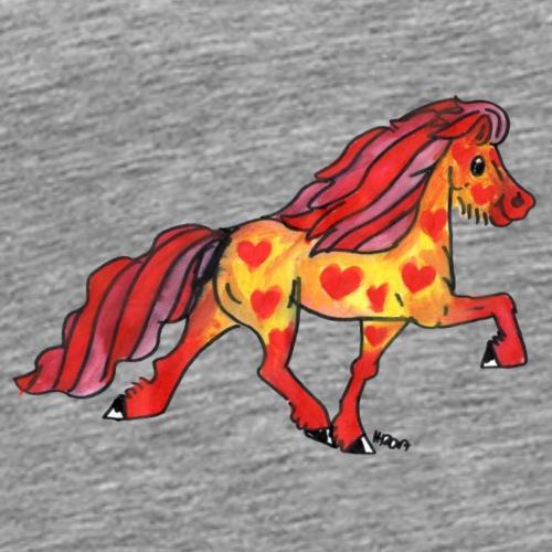 Herztoelter - Männer Premium T-Shirt