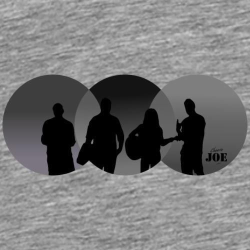 Motiv Cheerio Joe dark grey - Männer Premium T-Shirt