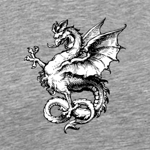 Dragon traditionnel - T-shirt Premium Homme