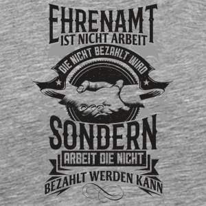 Volunteer - Männer Premium T-Shirt