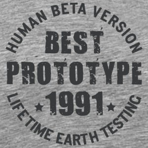 1991 - The birth year of legendary prototypes - Men's Premium T-Shirt