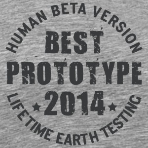 2014 - The birth year of legendary prototypes - Men's Premium T-Shirt