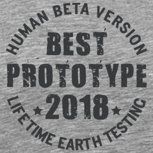 2018 - The birth year of legendary prototypes - Men's Premium T-Shirt