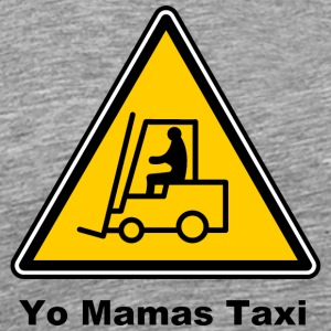 Mamas Isle Taxi - T-shirt Premium Homme