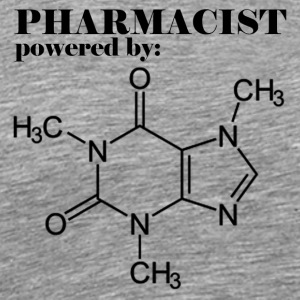 Pharmazie / Apotheker: Pharmacist powered by - Männer Premium T-Shirt