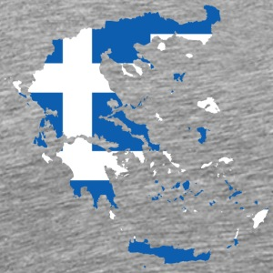 GREKLAND 4 NÅGONSIN COLLECTION - Premium-T-shirt herr