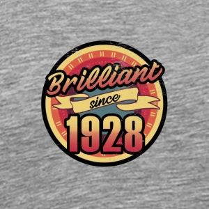 Gift for the 89th birthday - vintage 1928 - Men's Premium T-Shirt
