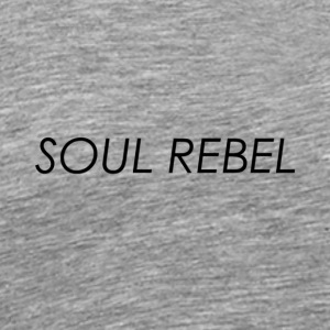 Soul Rebel - Men's Premium T-Shirt