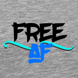 Free as fuck - Men's Premium T-Shirt