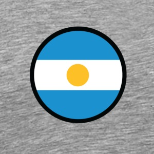 Marked By Argentina - Men's Premium T-Shirt