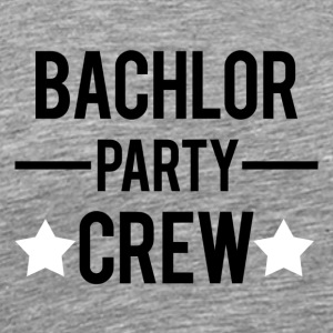 CREW PARTY BACHELOR - T-shirt Premium Homme