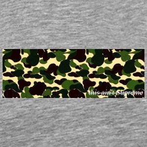 This ain't Box Logo Bape - Männer Premium T-Shirt
