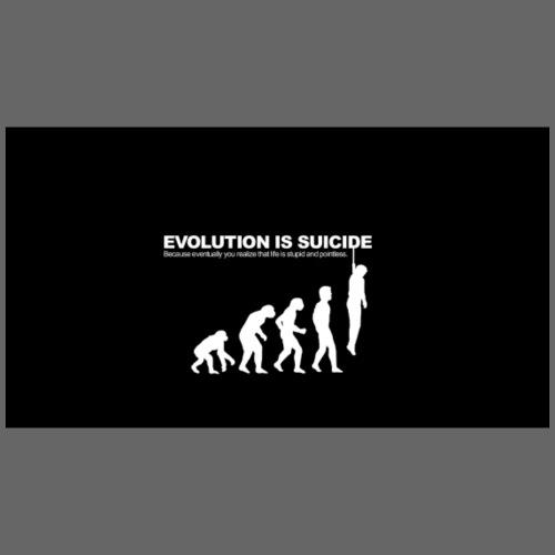 Suicide Evolution - Männer Premium T-Shirt