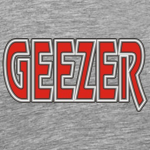 Retired GEEZER - Männer Premium T-Shirt