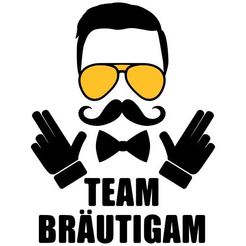 Team Bräutigam - JGA Shirt - Bachelor Shirt - Männer Premium T-Shirt
