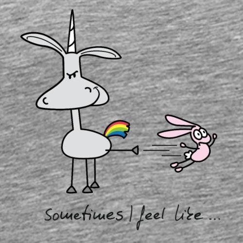 Dru - Sometimes I feel like... - Männer Premium T-Shirt