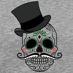 Day of the dead - Herre premium T-shirt