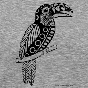 toucan - Premium T-skjorte for menn