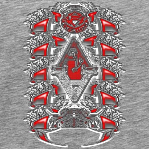 1 8 - Männer Premium T-Shirt