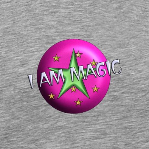 I AM Magic2 - Männer Premium T-Shirt