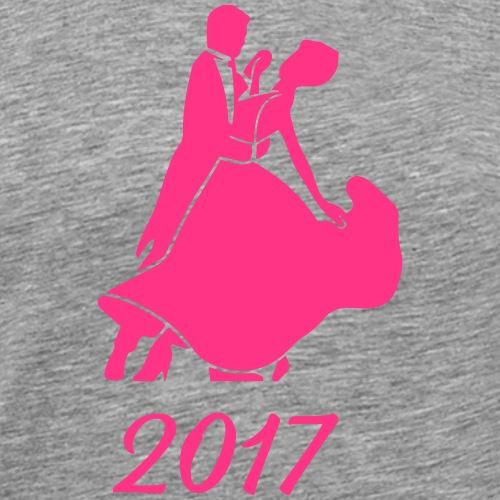 Heiraten_2017 - Männer Premium T-Shirt