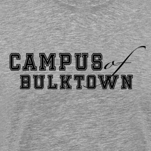 Campus of Bulktown - Men's Premium T-Shirt