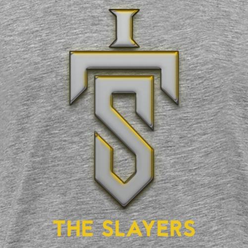 Slayers emblem - Men's Premium T-Shirt