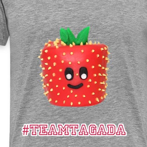 TEAMTAGADA - T-shirt Premium Homme