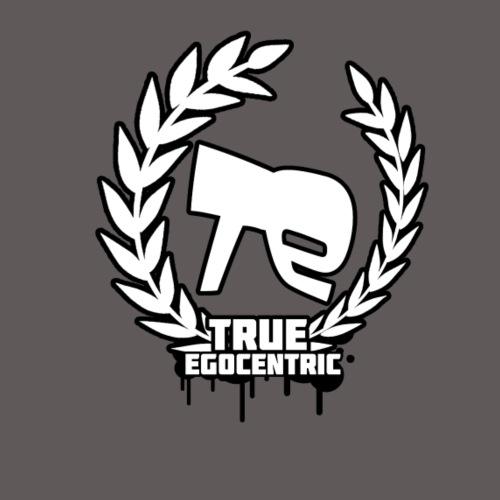 True Egocentric Logo - Männer Premium T-Shirt